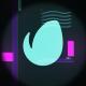 Glitch Game logo