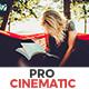 10 PRO Cinematic Lightroom Presets