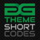 DGTheme ShortCodes - WordPress Plugin