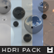 High Resolution Sky HDRi Map Pack 001