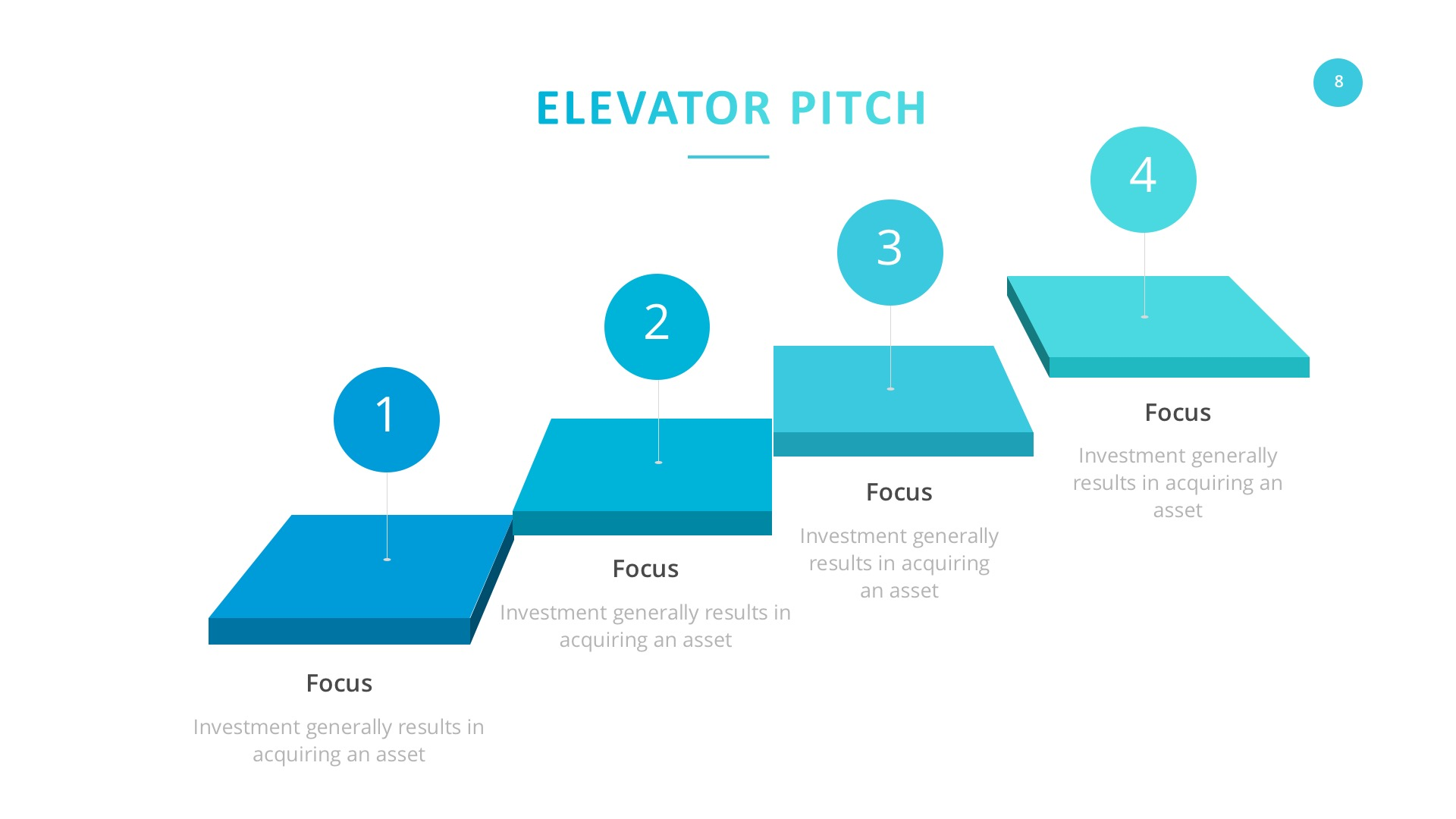startup company pitch deck keynote template by slidefusion graphicriver. Black Bedroom Furniture Sets. Home Design Ideas