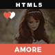 Amore Wedding | HTML5 Bootstrap Template for Weddings