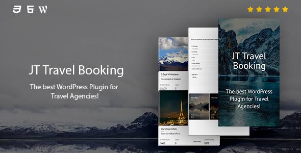 JT Travel Booking (Utilities) images