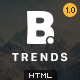B - Trends Ecommerce Multipurpose HTML Template