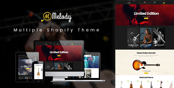 Image of Ap Melody Shopify Theme