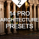 14 Pro Architecture Presets
