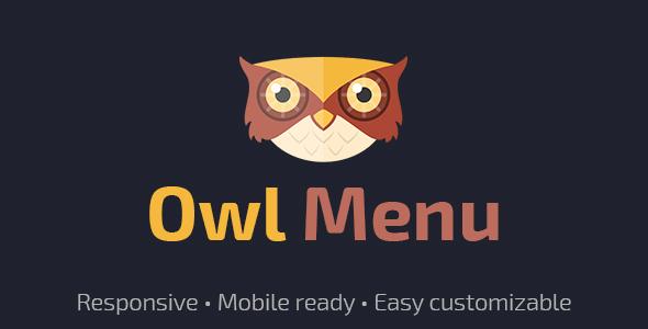 Download Owl Menu: Responsive WordPress Menu Plugin nulled download