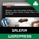 Galeria - Single Page Wordpress Portfolio - ThemeForest Item for Sale