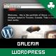 Galeria – Single Page WordPress Portfolio  Free Download