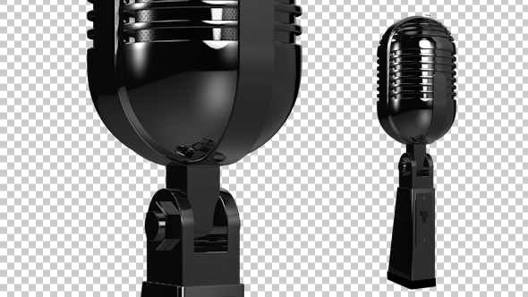 VideoHive Microphone Tranforming 02 19323010