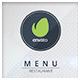 Food Slideshow - Restaurant Menu