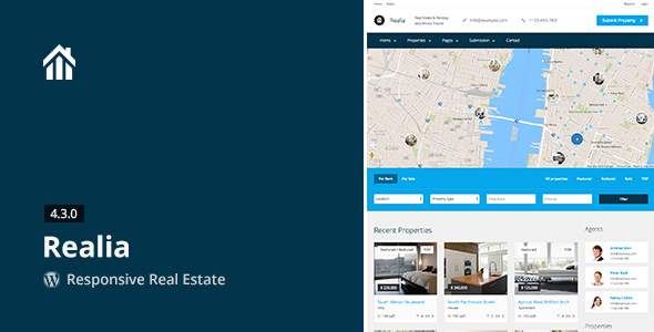 01 banner.  large preview - Realia - Responsive Real Estate WordPress Theme