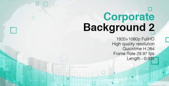 VideoHive Corporate Background 2 19323427