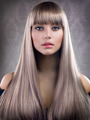 Fashion Blond Girl. Beautiful Makeup and Healthy Hair - PhotoDune Item for Sale