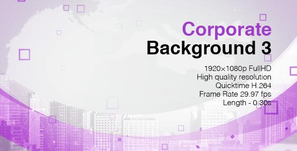 VideoHive Corporate Background 3 19323534