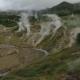 Valley of Geysers in Kamchatka Peninsula