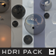 High Resolution Sky HDRi Map Pack 002