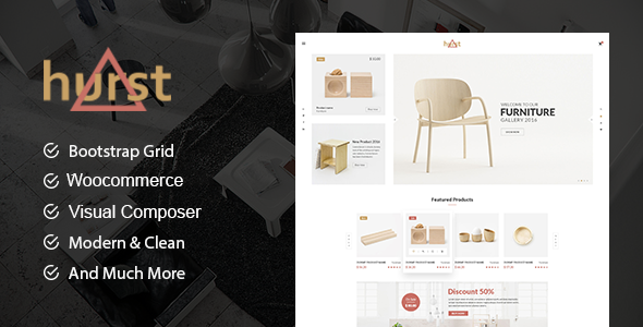 Download Hurst – WooCommerce WordPress Theme
