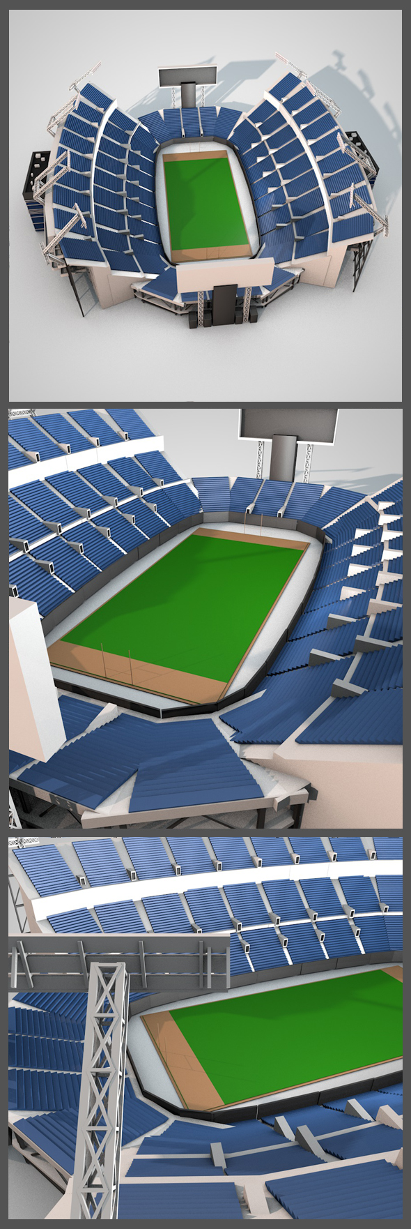 EverBank Field - 3DOcean Item for Sale