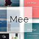 Mee_Resume / Freelancer / Portfolio Responsive Muse Template