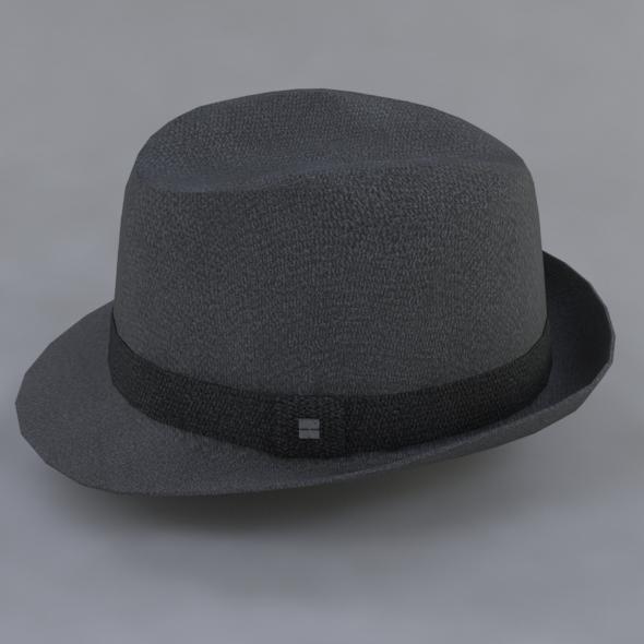 3DOcean Hat 19326585