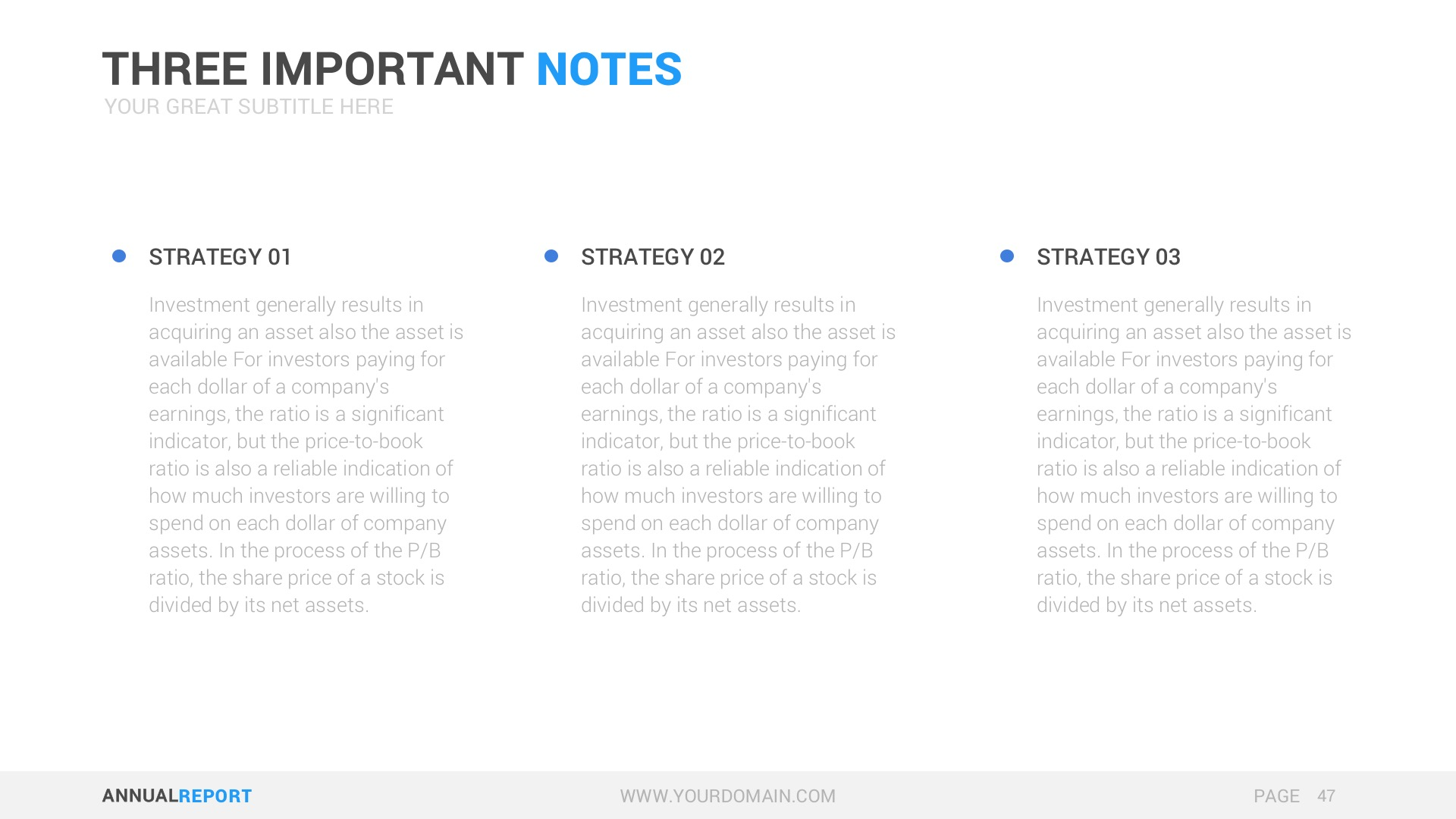 Investment Report Template Vosvetenet – Sample Book Summary Template