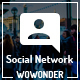 Social Network - UOU Theme for Wowonder