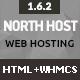 North Host - Web Hosting, Responsive HTML Template