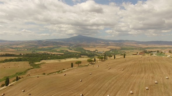 VideoHive Tuscany Aerial Video 18534804