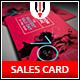 Promo Sales Card