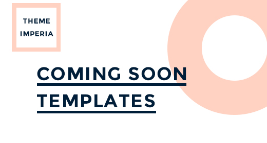 Coming Soon Templates By ThemeImperia
