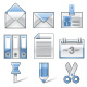 Office Icons Collection - Set 1 - GraphicRiver Item for Sale