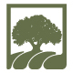 Oak Field Tree Logo