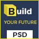 Build Your Future - Construction PSD Template