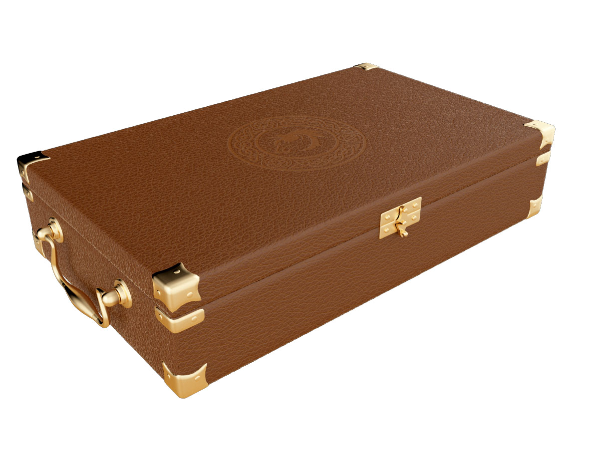 Small Leather Suitcase | Luggage And Suitcases