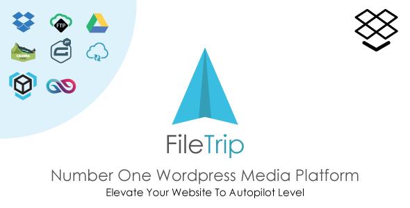 Filetrip   Easily upload to Dropbox + Google Drive + FTP + Wordpress - CodeCanyon Item for Sale
