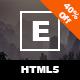 Enterprise - Responsive Multi-Purpose HTML5 Template