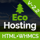 EcoHosting | Responsive HTML5 Hosting and WHMCS Template