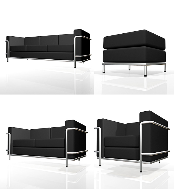 3DOcean Couch-01 71551