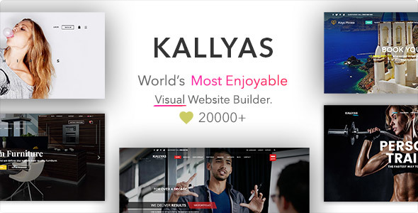 KALLYAS - Creative eCommerce Multi-Purpose WordPress Theme b ...