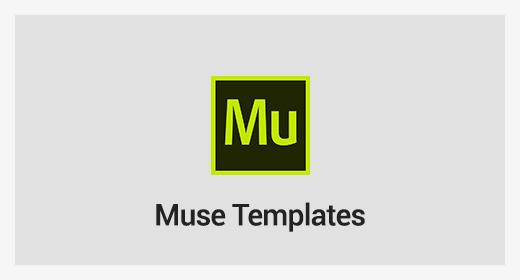 Rometheme Muse Templates