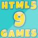 HTML5 9 GAMES BUNDLE №1 (CAPX)