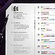 Smart Colored Curriculum Vitae