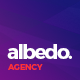 Albedo - Creative Agency PSD Template