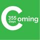 Coming - Responsive Circular Countdown timer