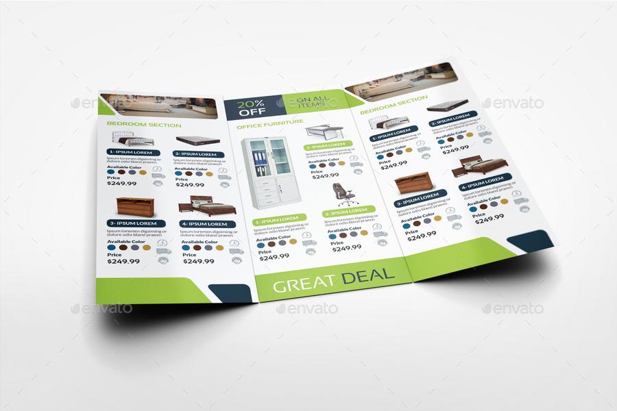 Tri Fold Brochure Software Zrom