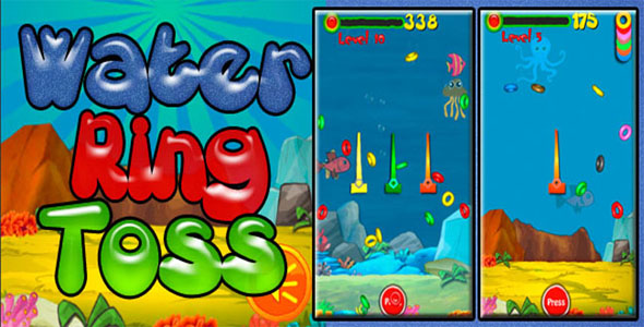 Water Ring Toss Unity3D Source Code - Jogjafile