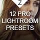 12 Pro Lightroom + VSCO Presets