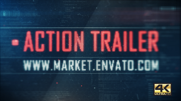 VideoHive Action Trailer Games 19308629