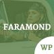 Faramond - Creative Blog WordPress Theme